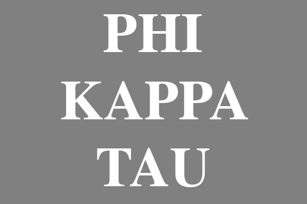 Phi Kappa Tau Fraternity Notebooks