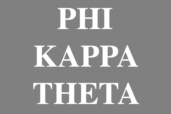 Phi Kappa Theta Fraternity Men's Long Sleeve T-Shirts