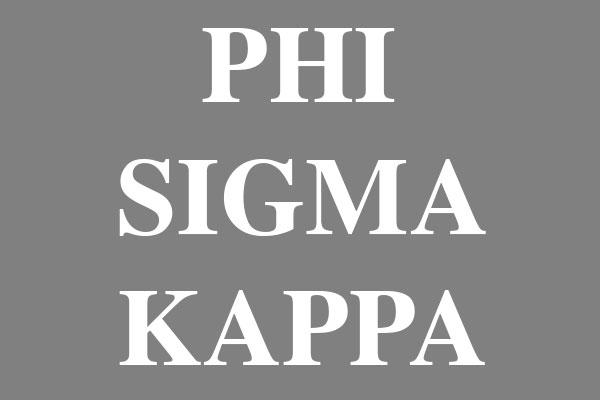 Phi Sigma Kappa Fraternity Men's Hooded T-Shirts