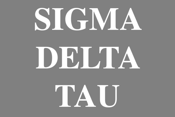 Sigma Delta Tau Sorority Trucker Hats