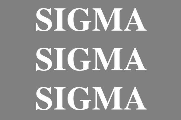Sigma Sigma Sigma Sorority Luggage Tags