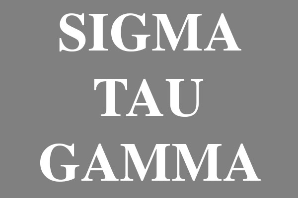 Sigma Tau Gamma Fraternity Men's Tri-Blend T-Shirts
