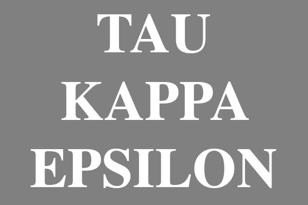 Tau Kappa Epsilon Fraternity Rectangle Magnets