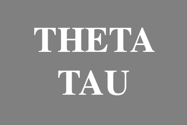 Theta Tau Fraternity Car Accessories