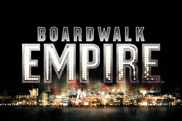 Boardwalk Empire TV Show Aluminum License Plates
