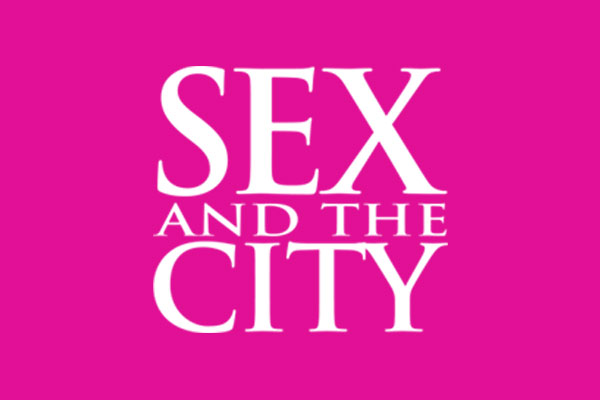 Sex And The City TV Show Organic Men's Fitted T-Shirts