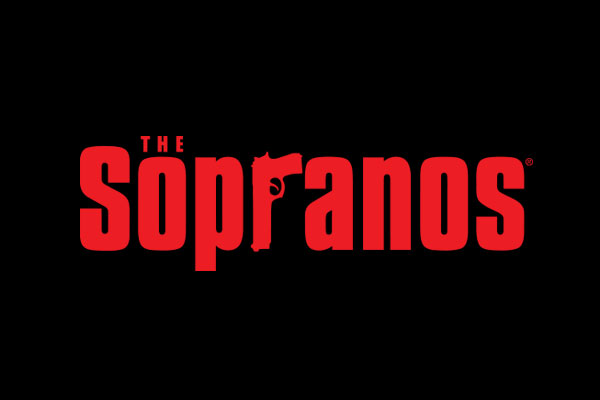 The Sopranos TV Show Men's Zip Up Hoodies