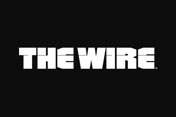 The Wire TV Show Oval Stickers