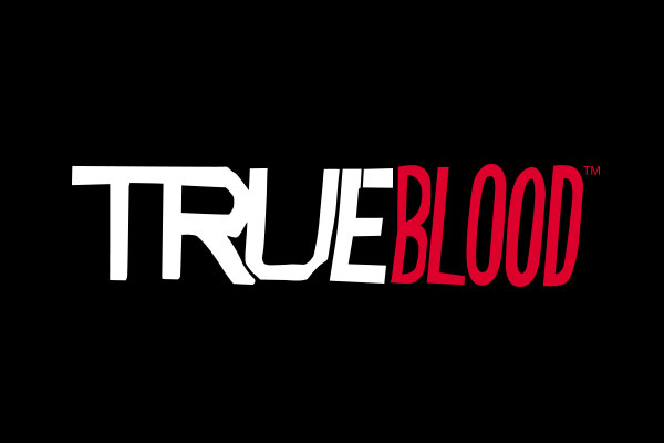 True Blood TV Show Burp Cloths
