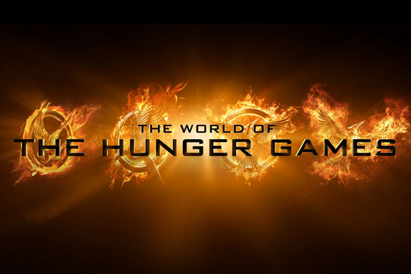 The World of the Hunger Games Movie Mouse Pads