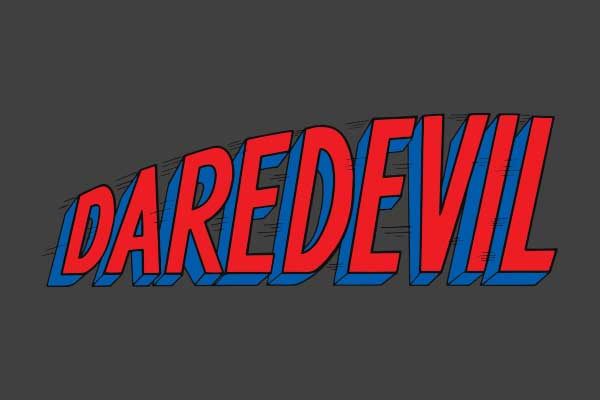 Marvel's Daredevil Women's V-neck T-Shirts