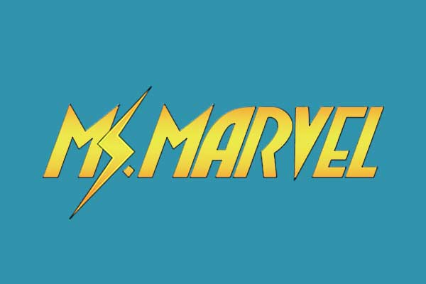 Ms. Marvel Men's Baseball Tees