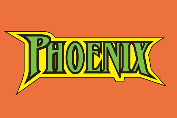 Marvel's Phoenix Men's Fitted T-Shirts