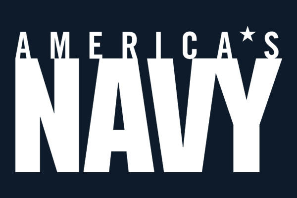 U.S. Navy Aluminum License Plates