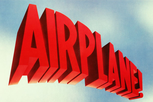 Airplane Movie Wall Decals