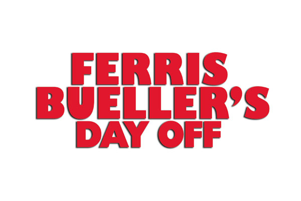 Ferris Bueller Movie Clearance