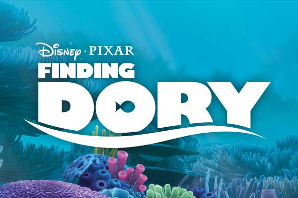 Finding Dory Movie Gifts