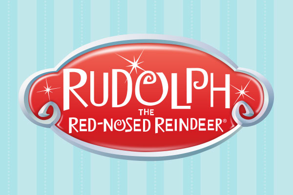 Rudolph the Red-Nosed Reindeer Drinking Glasses