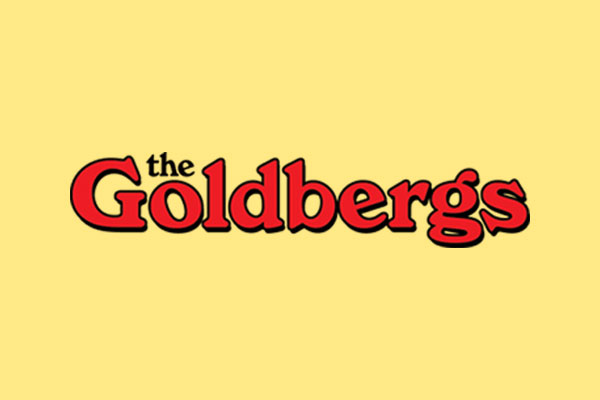 The Goldbergs TV Show Ceramic Oval Ornaments