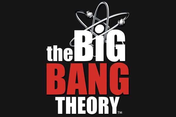 Official licensed Big Bang Theory TV series custom designs.