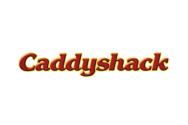 Caddyshack Movie Round Keychains