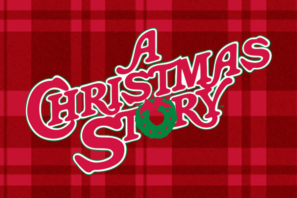 A Christmas Story Movie Stationery