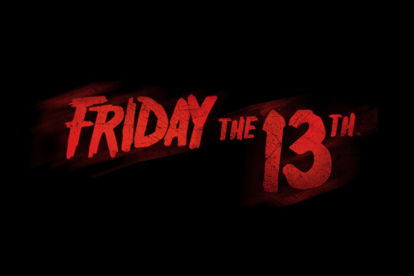 Friday the 13th Movie Oval Car Magnets