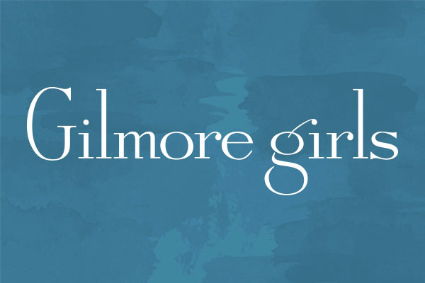 Gilmore Girls TV Show Bumper Stickers