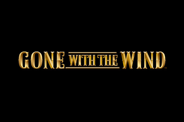 Gone With The Wind Movie Oval Stickers