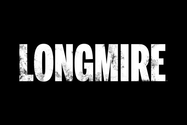 Longmire TV Show Rectangle Stickers