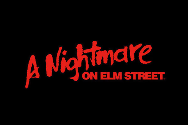A Nightmare On Elm Street Movie Rectangle Stickers