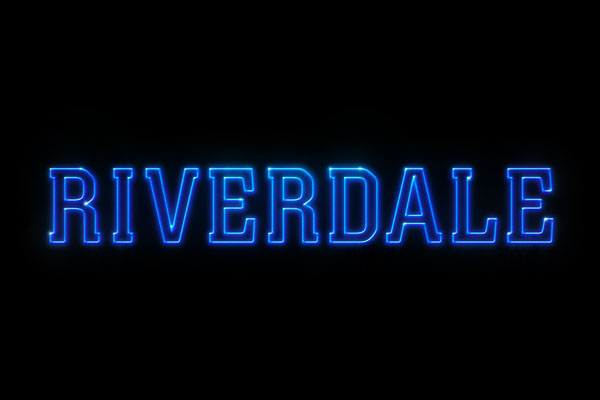 Riverdale TV Show Square Stickers