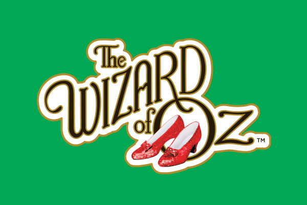 The Wizard of Oz Movie Ceramic Oval Ornaments