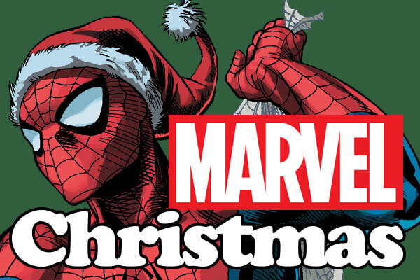 Marvel Christmas Holiday Apparel, Drinkware, Gifts and Merchandise