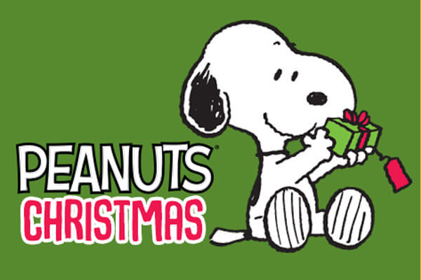 Peanuts Christmas Holiday Apparel, Drinkware, Gifts and Merchandise