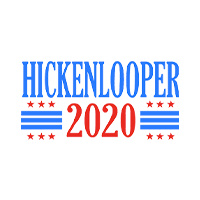 John Hickenlooper for president 2020 Presidential Candidate Campaign Merchandise Design