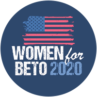 Beto O'Rourke for president 2020 Presidential Candidate Campaign Merchandise Design