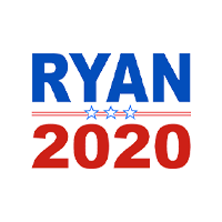 Tim Ryan for president 2020 Presidential Candidate Campaign Merchandise Design
