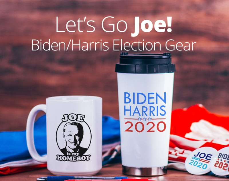 Let's Go Joe! Joe Biden Kamala Harris 2020 Merch.