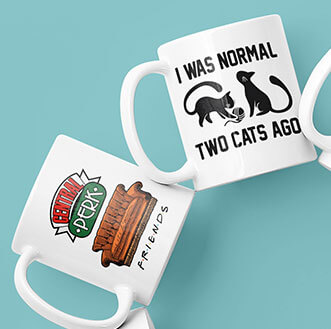 Mugs up to 40% off