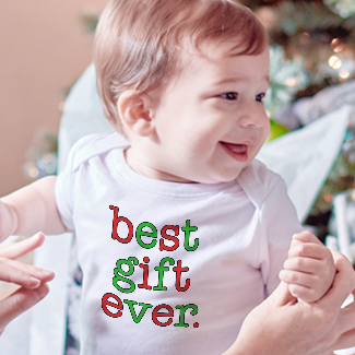 Up to 25% off Baby Bodysuits