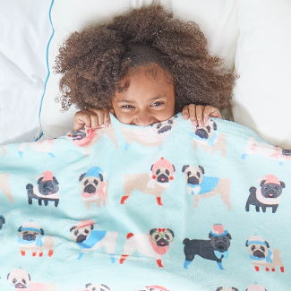 Up to 40% off Throw Blankets