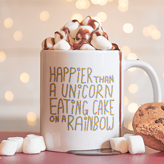 Up to 40% off Mugs